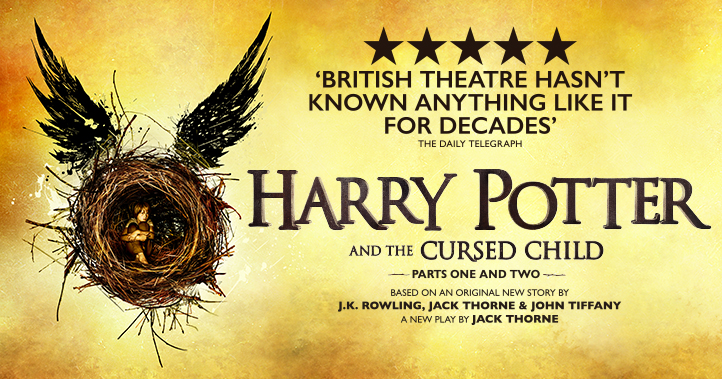 Harry Potter and the Cursed Child: Frederick Preston is the Boy Who Lived!